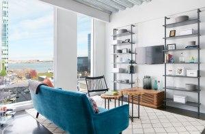Watermark Seaport apartments