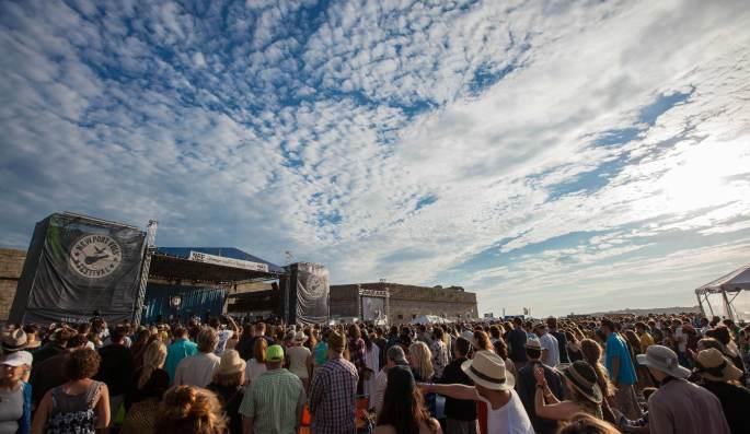 Music Festivals Near Boston
