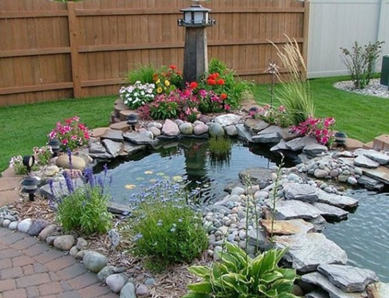 Residential pond builders, Fish ponds, backyard ponds, ponds