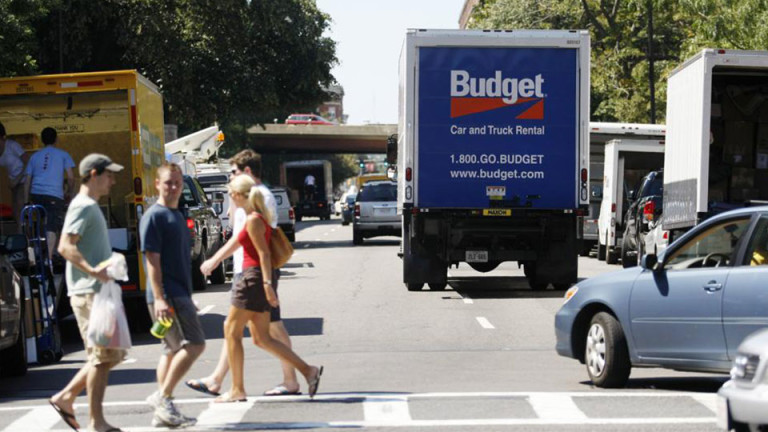 Boston moving truck discounts