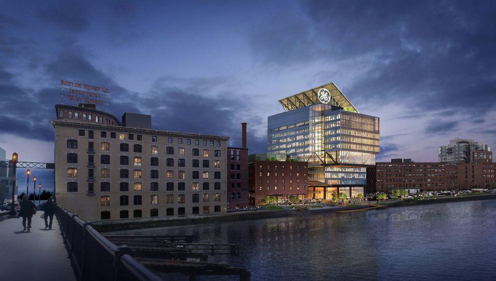 GE Boston Headquarters