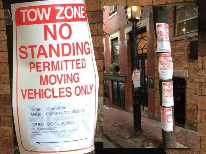 How to get a street occupancy permit in Boston