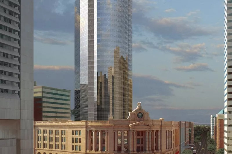 South Station Tower Development