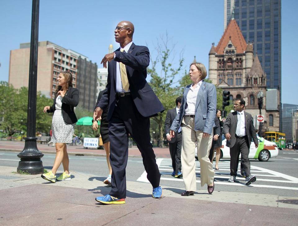 How much walkability is worth in Boston