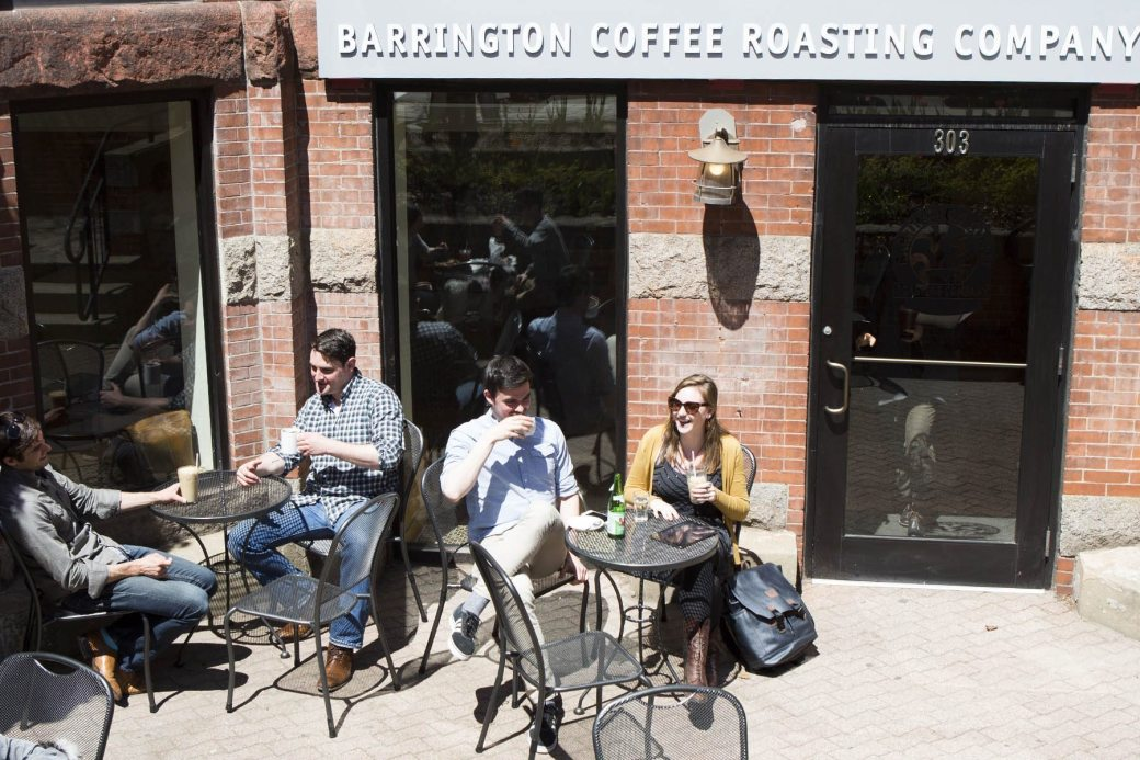Barrington Roasting Company - The Best Places to Get Coffee in Boston